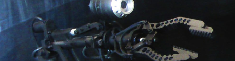Image of EMT's TRU-100 Manipulator Arm